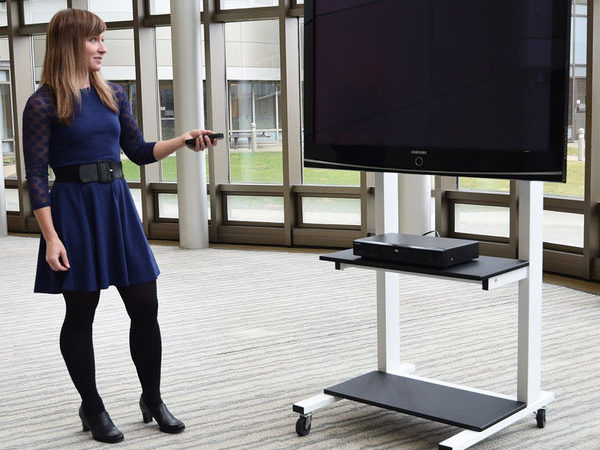 Conference-TV-Cart